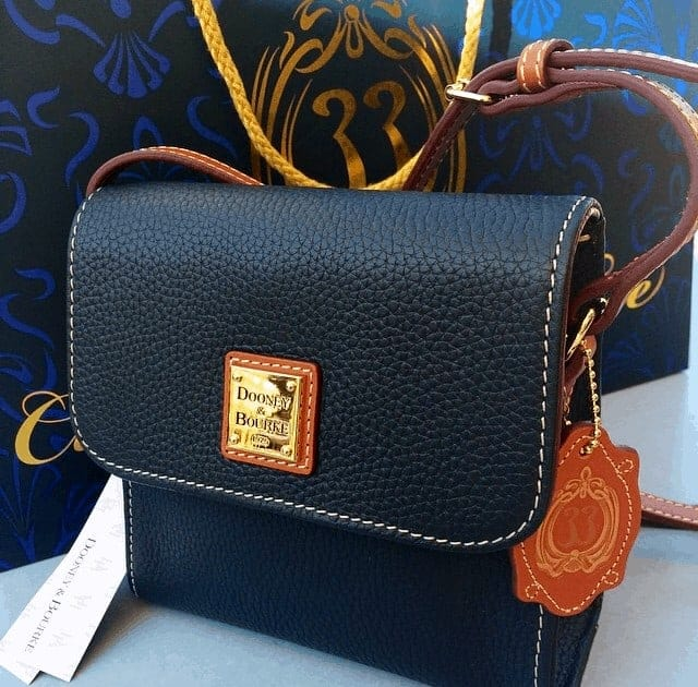 Navy Club 33 Crossbody