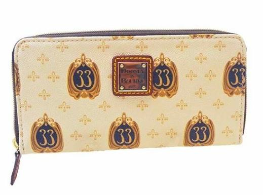 Club 33 Logo Wallet