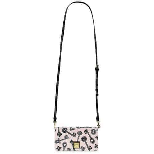 Princess Keys Crossbody Wallet