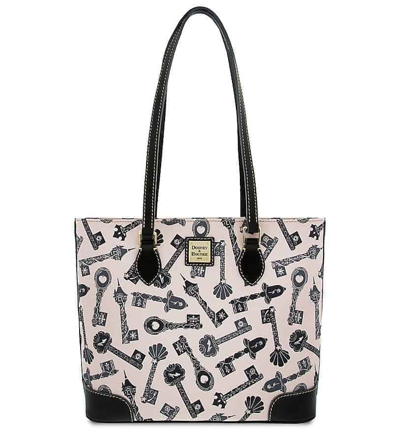 Princess Keys Shopper Tote
