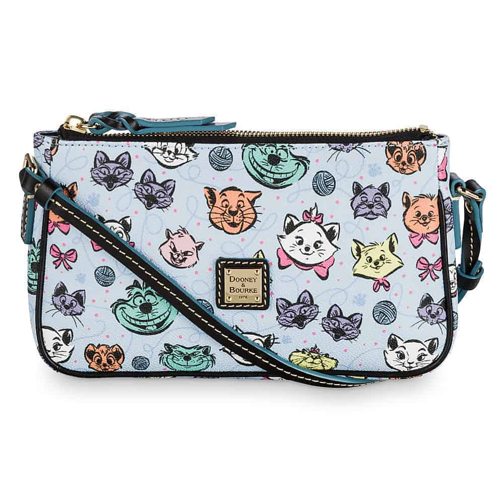 Cats Pouchette by Disney Dooney & Bourke