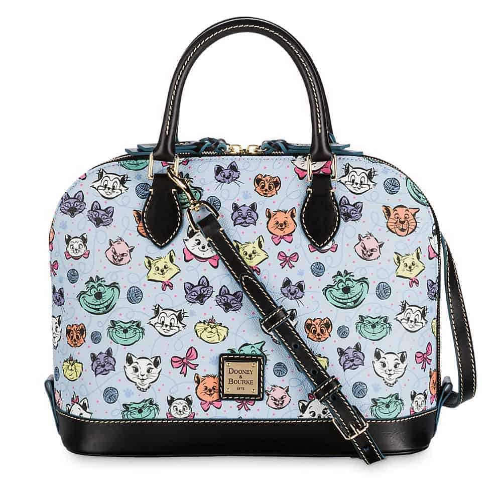 Cats Satchel by Disney Dooney & Bourke