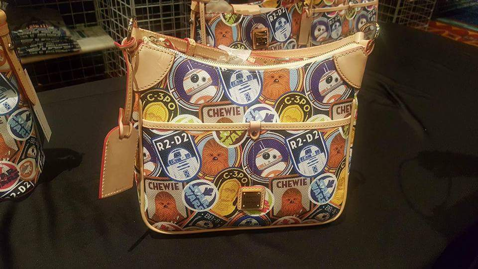 Star Wars: Light Side 2017 Crossbody