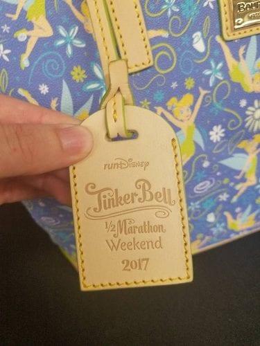 Tinker Bell Half 2017 Hangtag