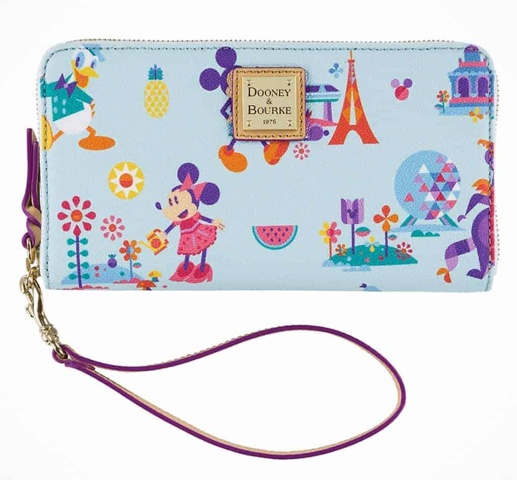Flower and Garden Festival 2017 Wallet
