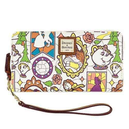 Beauty and the Beast Wallet