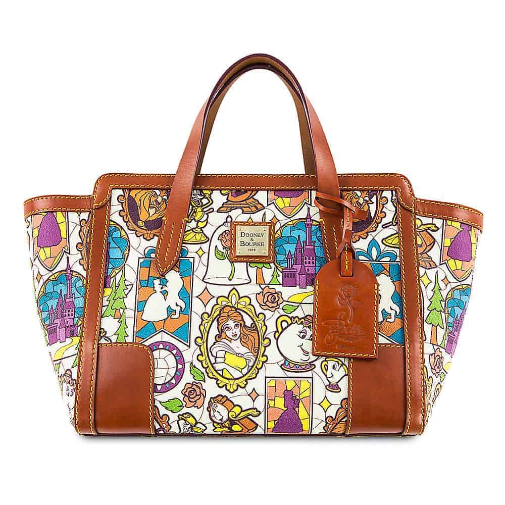 Beauty and the Beast Small Shopper