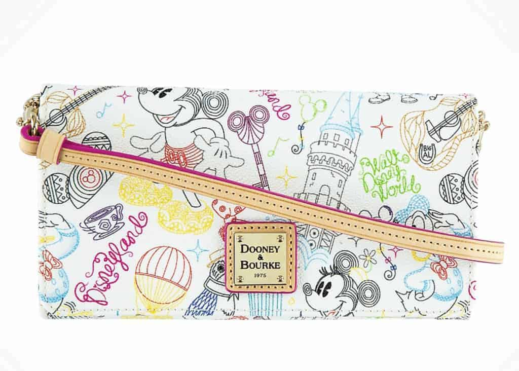 Walk in the Park Crossbody Wallet