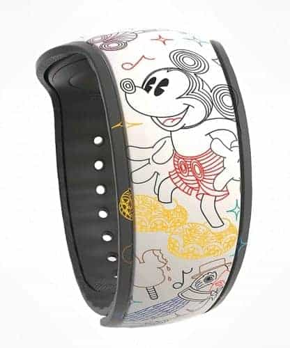 Walk in the Park MagicBand