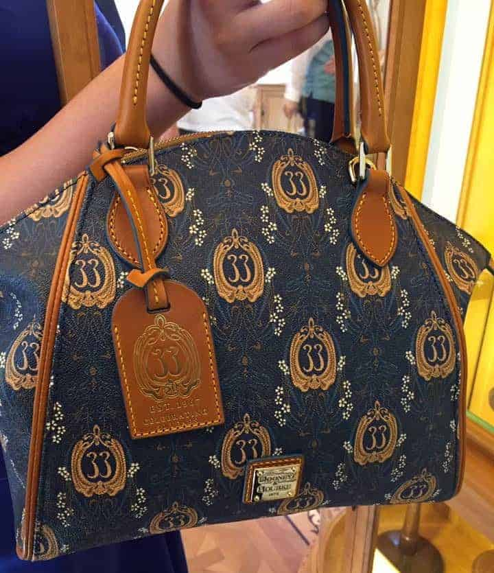 50th Anniversary Club 33 Satchel