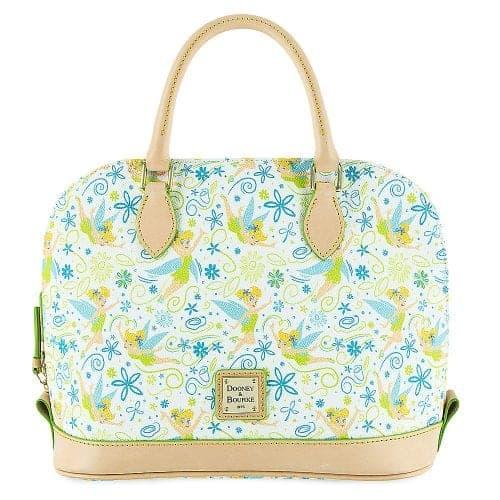 Tinker Bell Floral Satchel