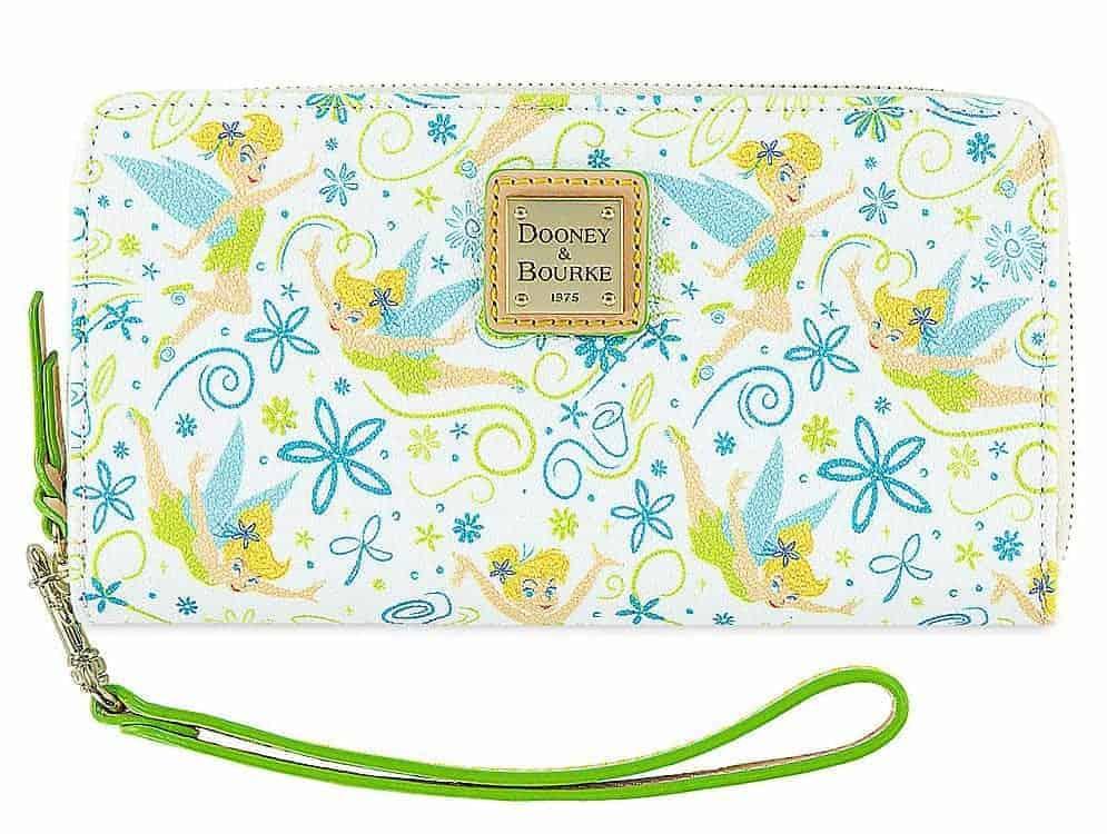 Tinker Bell Floral Wallet