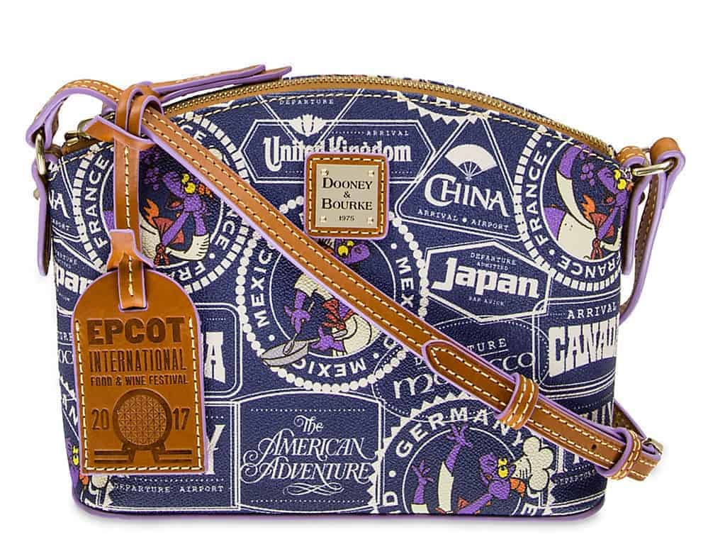 2017 Food & Wine Crossbody Satchel