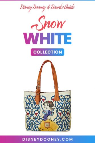 Pin me - Disney Dooney and Bourke Snow White Collection