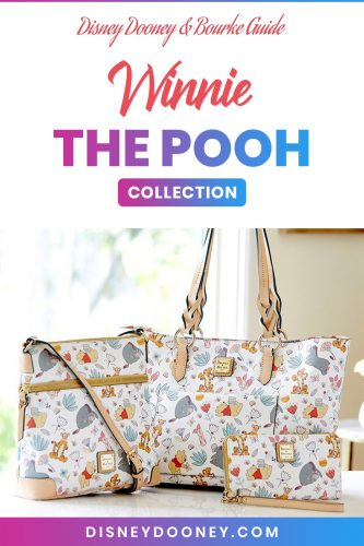 Pin me - Disney Dooney and Bourke Winnie the Pooh Collection