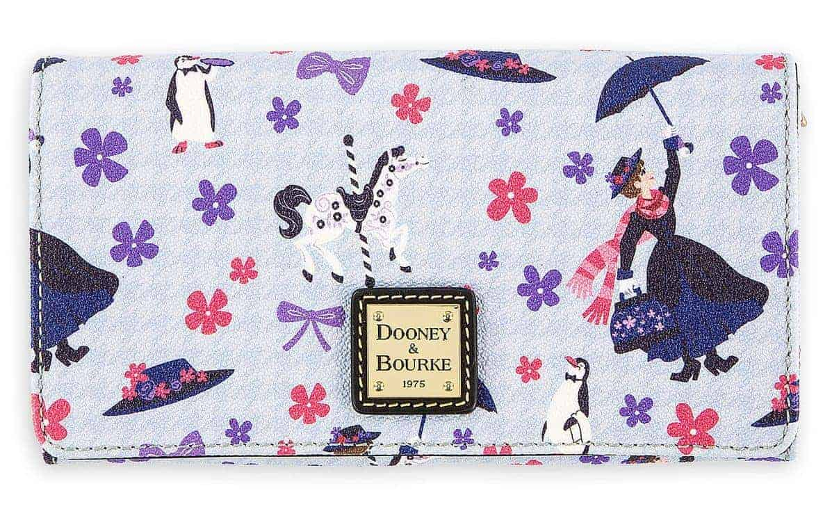 Mary Poppins Wallet
