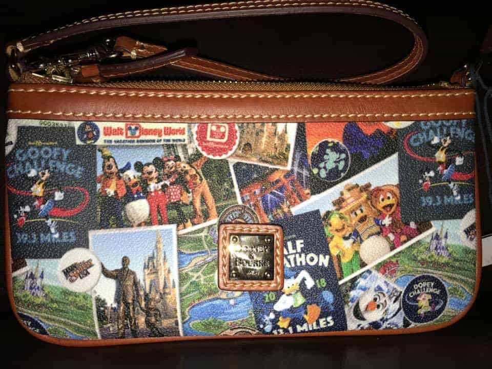 Disney World Marathon 2018 Wristlet