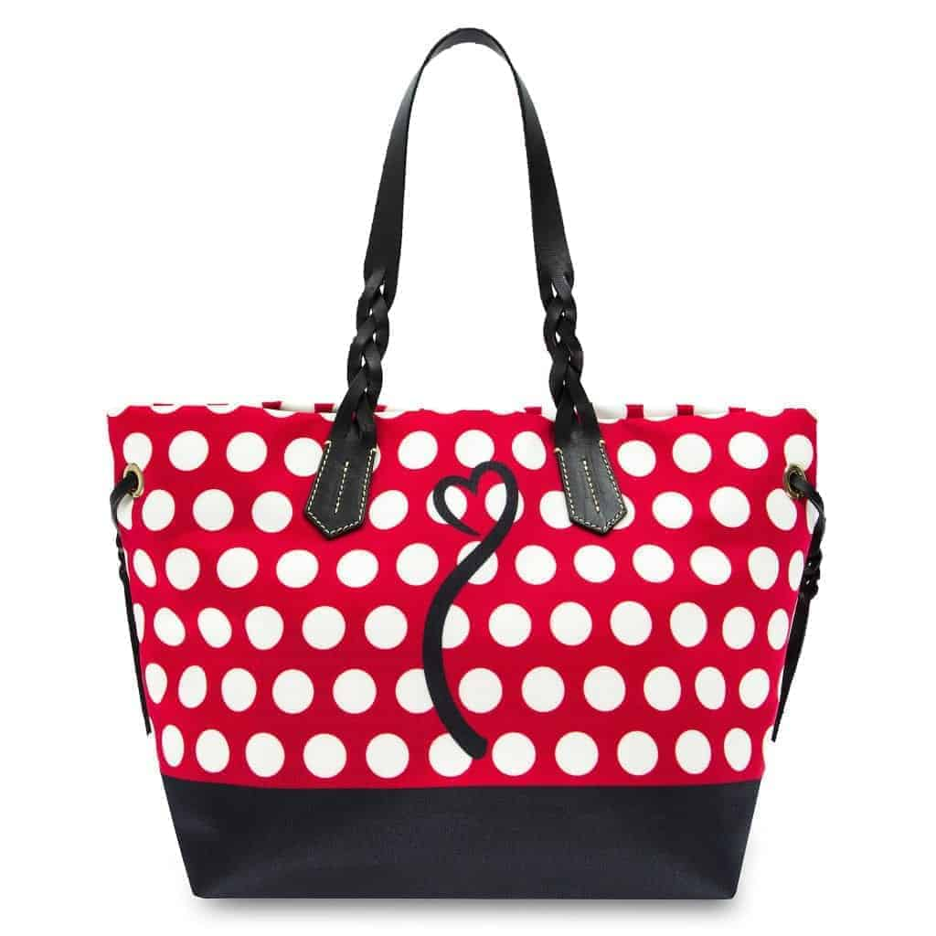 Minnie Mouse Rock the Dots Tote (back)