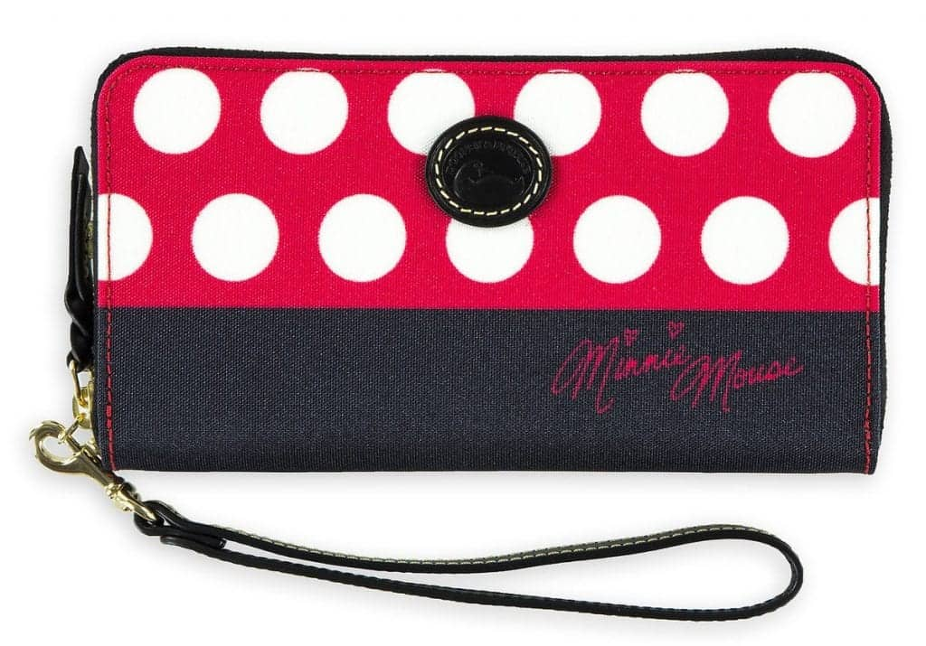 Minnie Mouse Rock the Dots Wallet