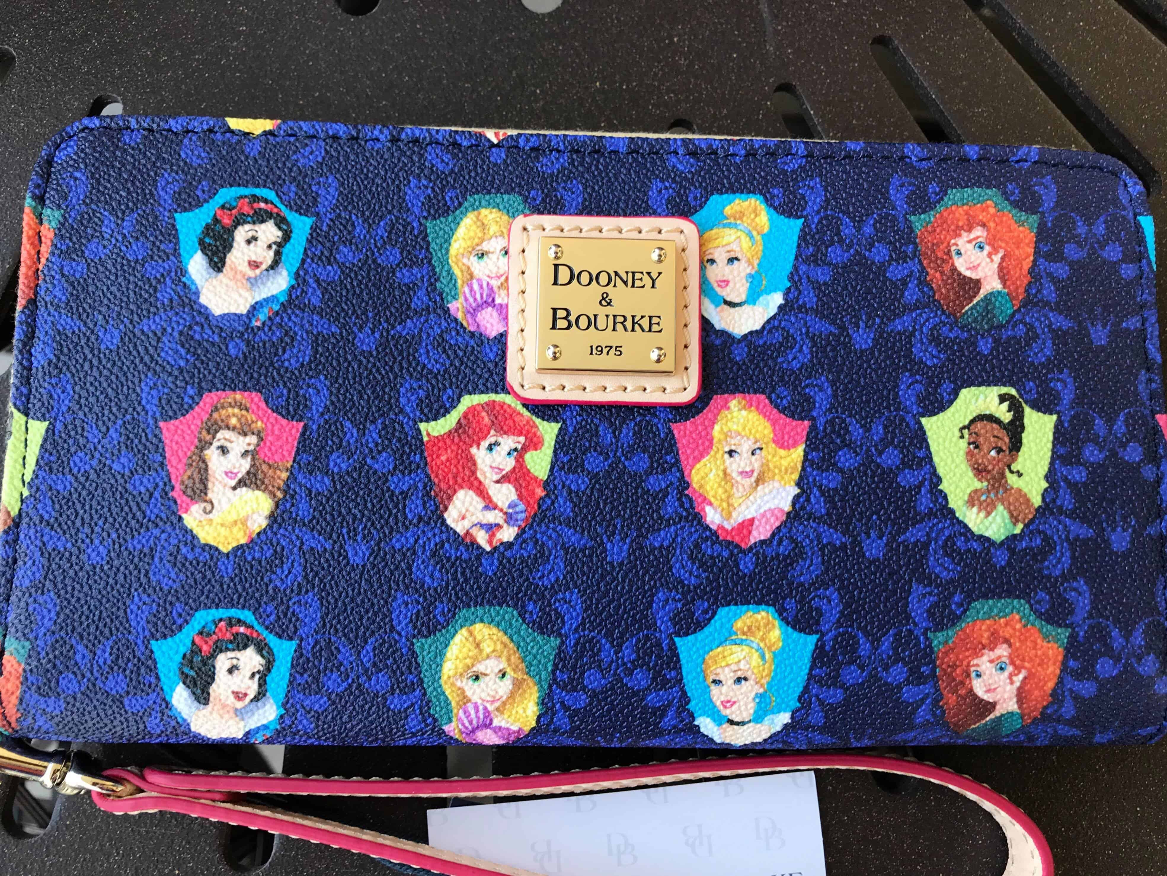 Princess Half Marathon 2018 Wallet