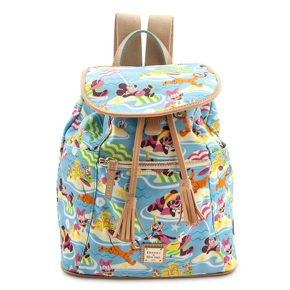 Beach Nylon Backpack