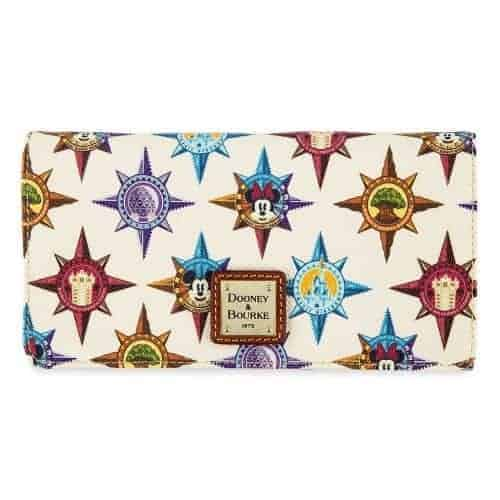 Disney World Passport Crossbody Wallet