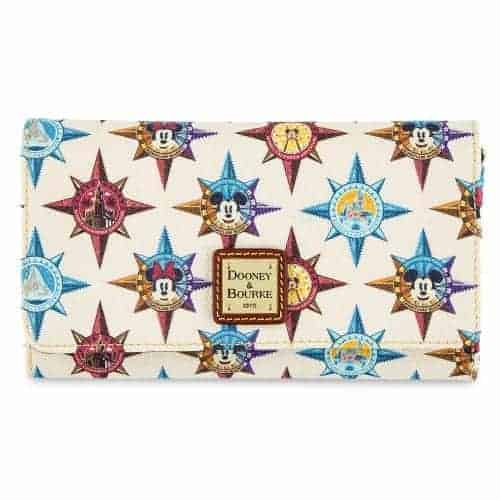 Disneyland Passport Crossbody Wallet