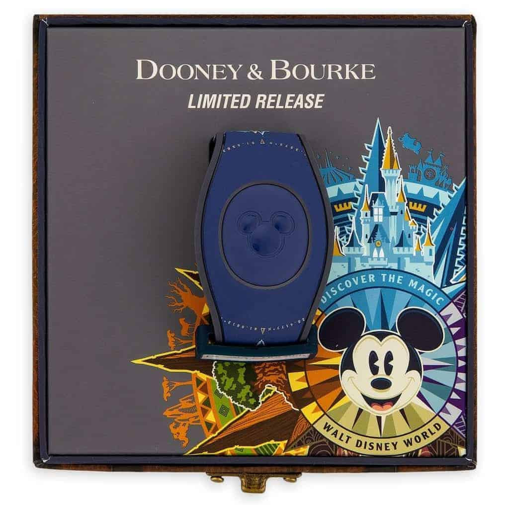 WDW Passport Blue MagicBand Box
