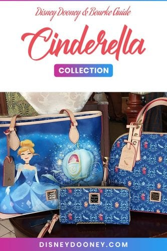 Pin me - Disney Dooney and Bourke Cinderella Collection
