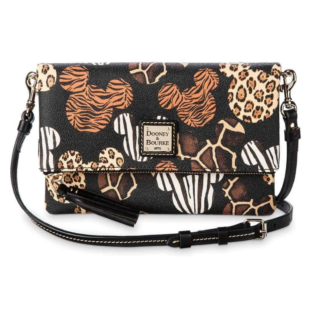 Animal Kingdom 20th Anniversary Foldover Crossbody