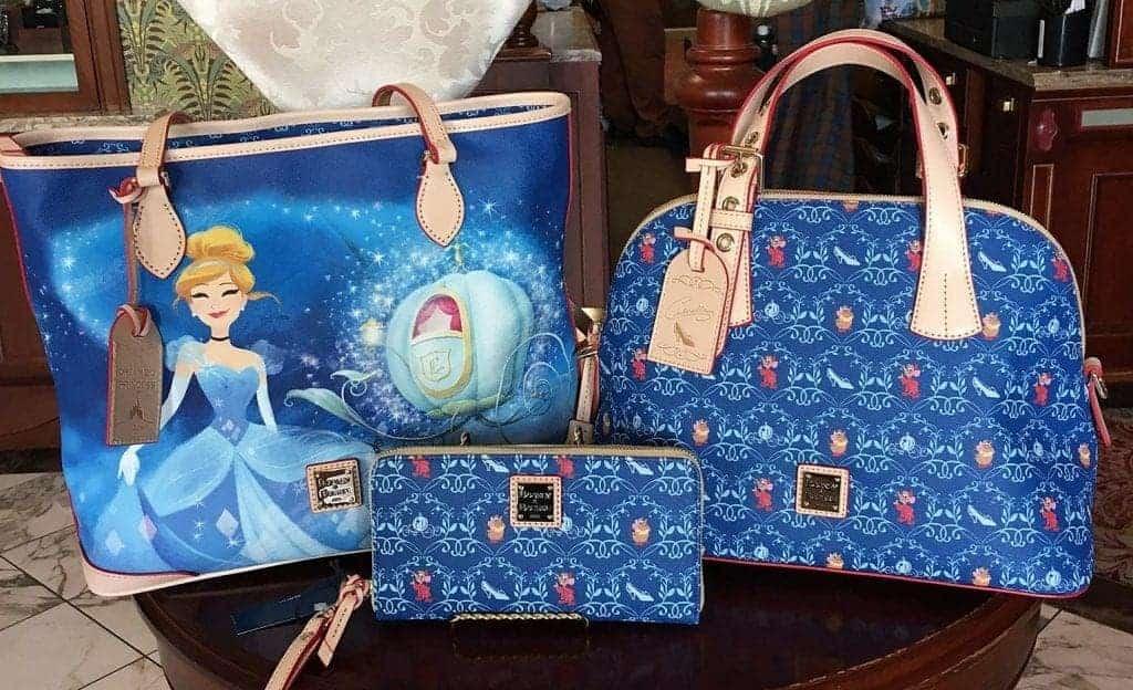 Cinderella Disney Dooney & Bourke Collection