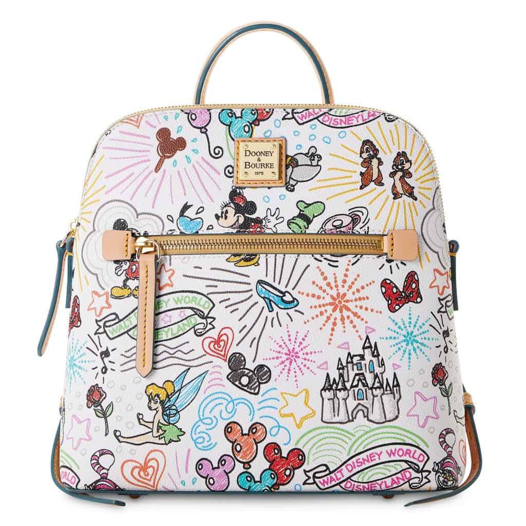 Disney Sketch 2021 Backpack by Dooney & Bourke