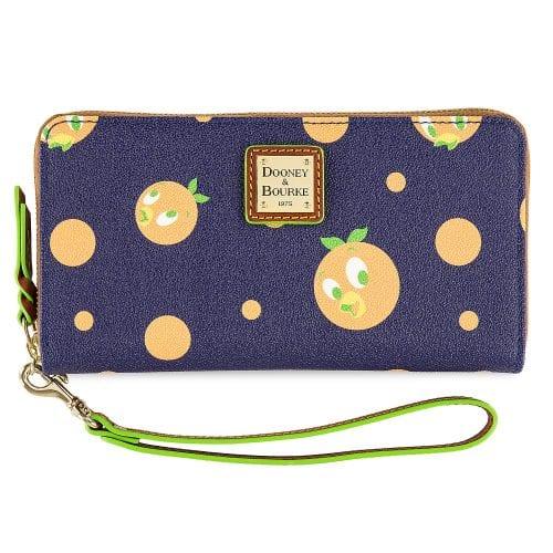 Orange Bird Wallet