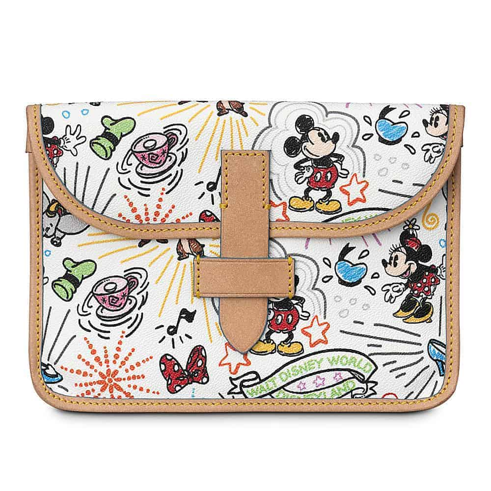 Disney Sketch 2014 iPad Mini Case