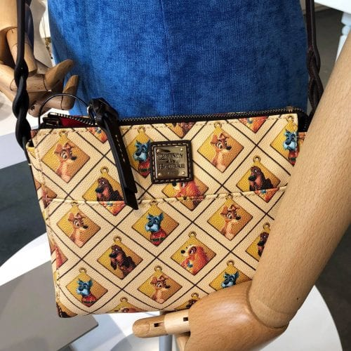 Lady and the Tramp Crossbody