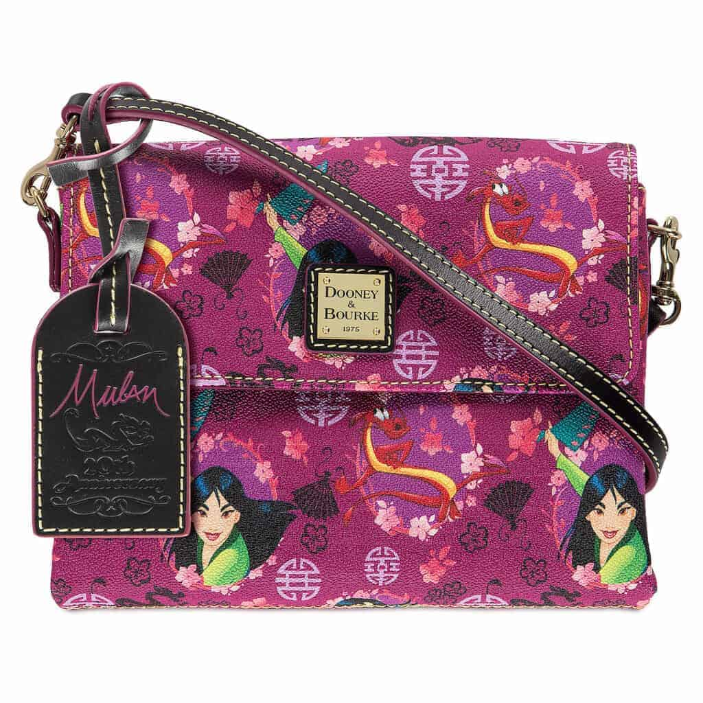 Mulan 20th Anniversary Crossbody