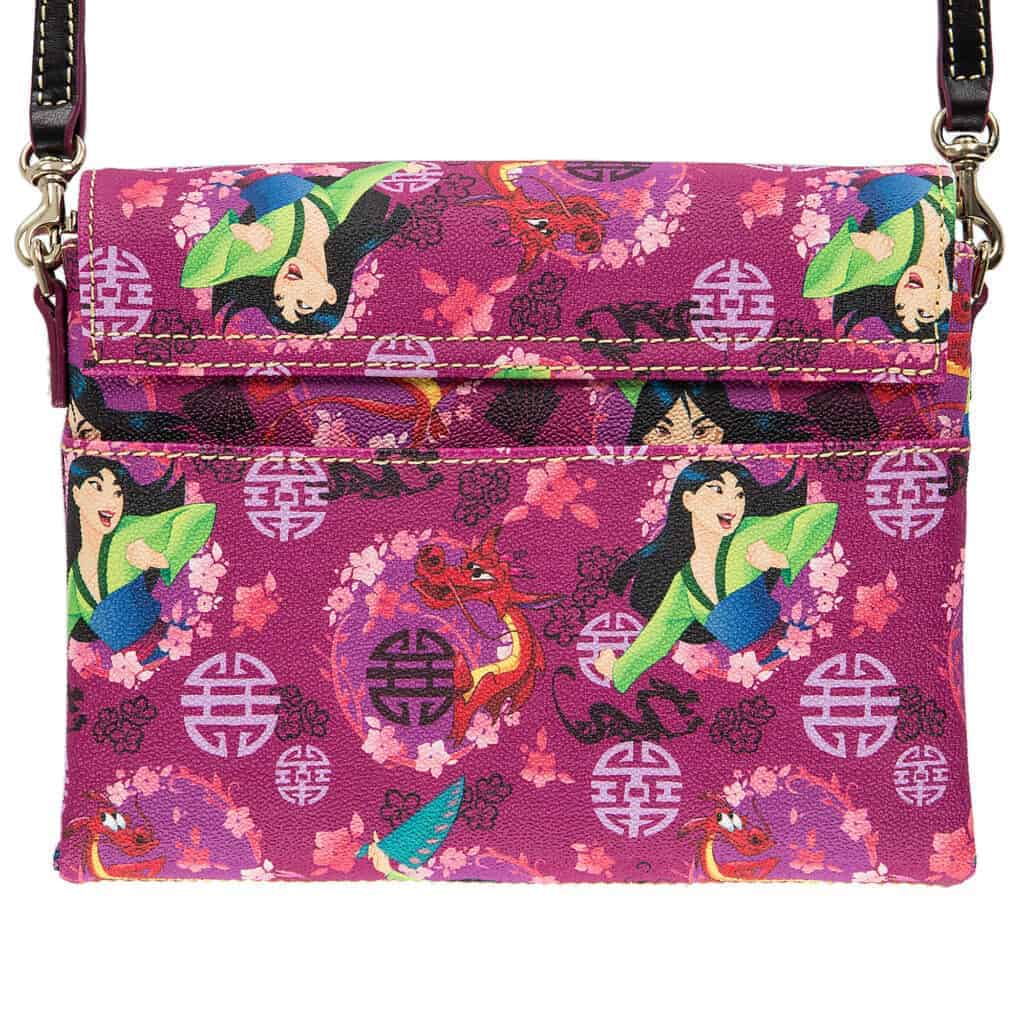 Mulan 20th Anniversary Crossbody (back)
