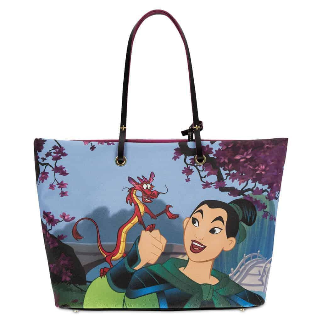 Mulan 20th Anniversary Tote (back)