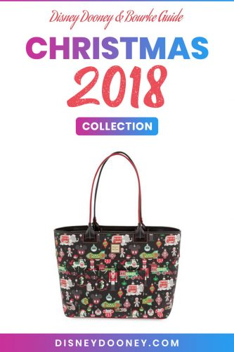 Pin me - Disney Dooney and Bourke Christmas 2018 Collection