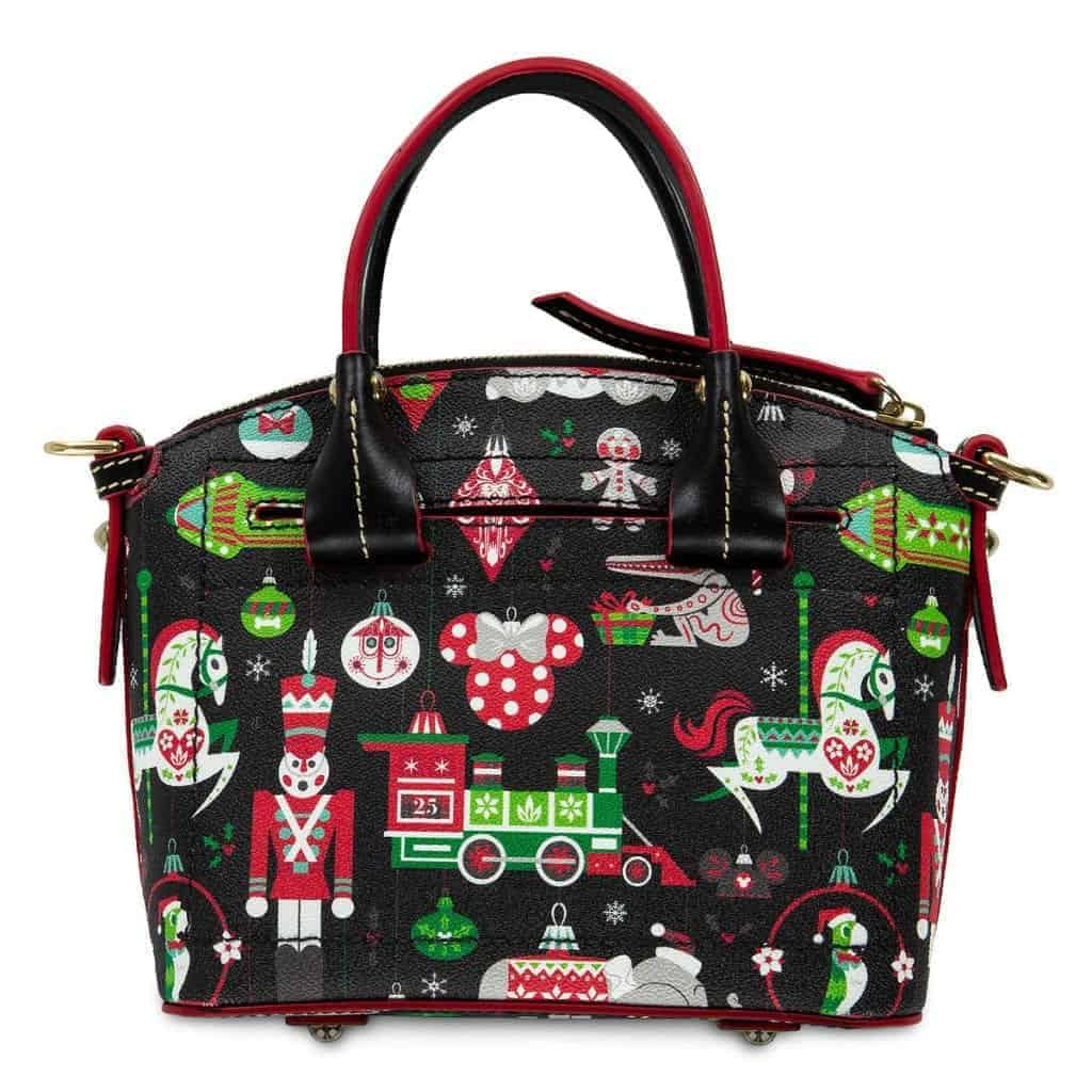 Holiday 2018 Small Satchel (Back)