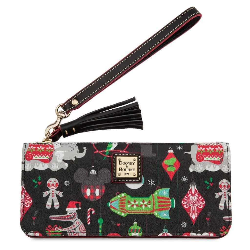 Holiday 2018 Wristlet