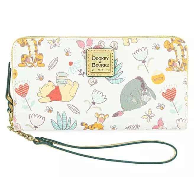 Winnie the Pooh Wallet by Dooney & Bourke