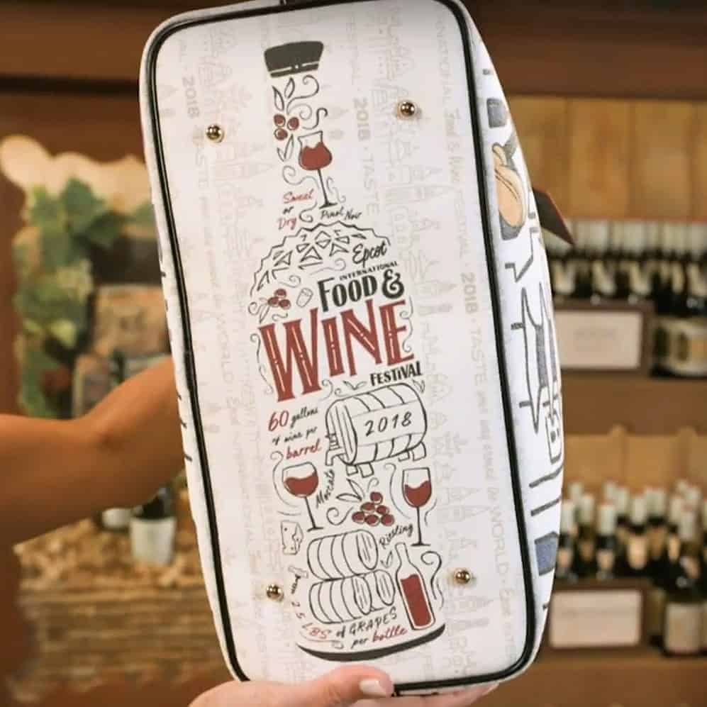 Food & Wine 2018 Tote - Bottom