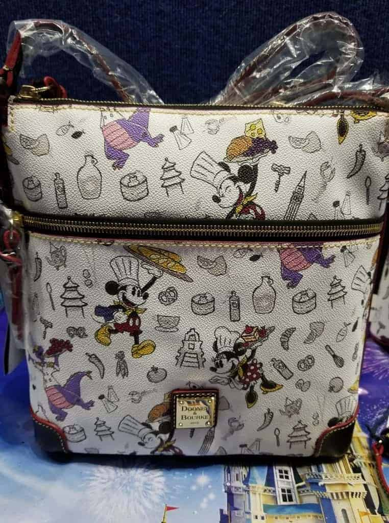 Food and Wine Festival 2018 Crossbody