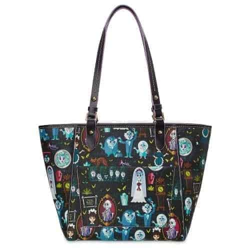 Haunted Mansion 2018 Tote - Back