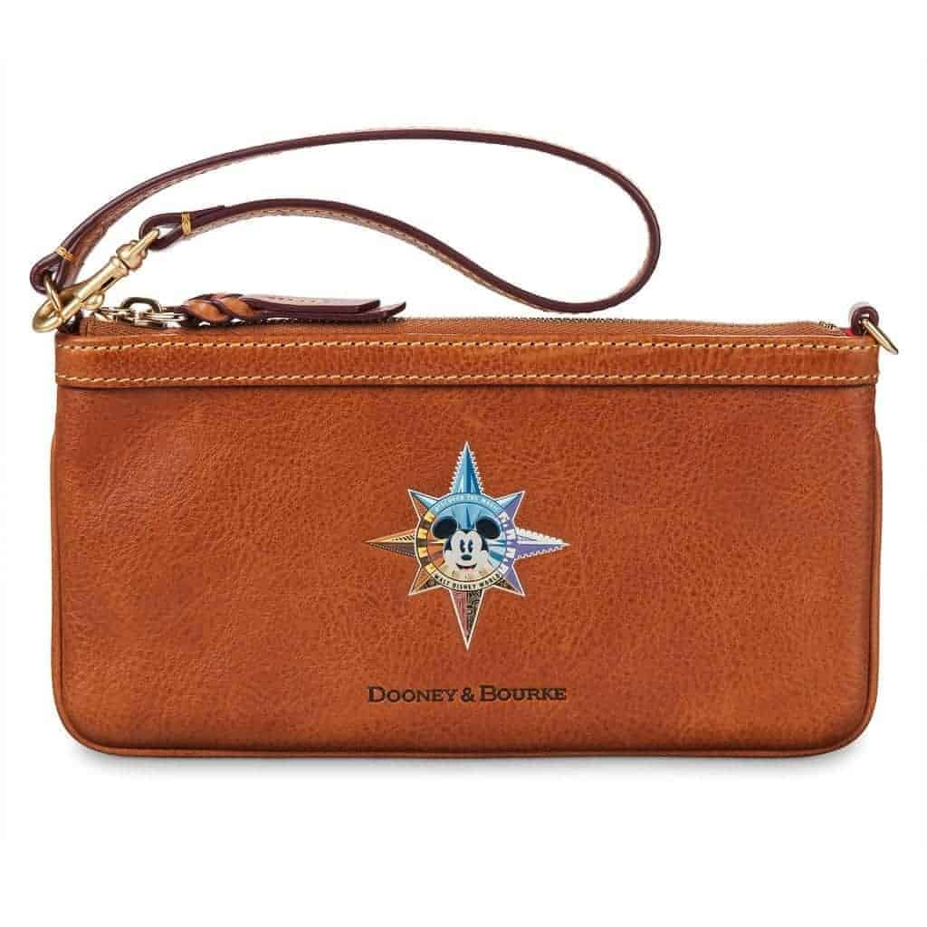 Passport Leather Wallet Disney World