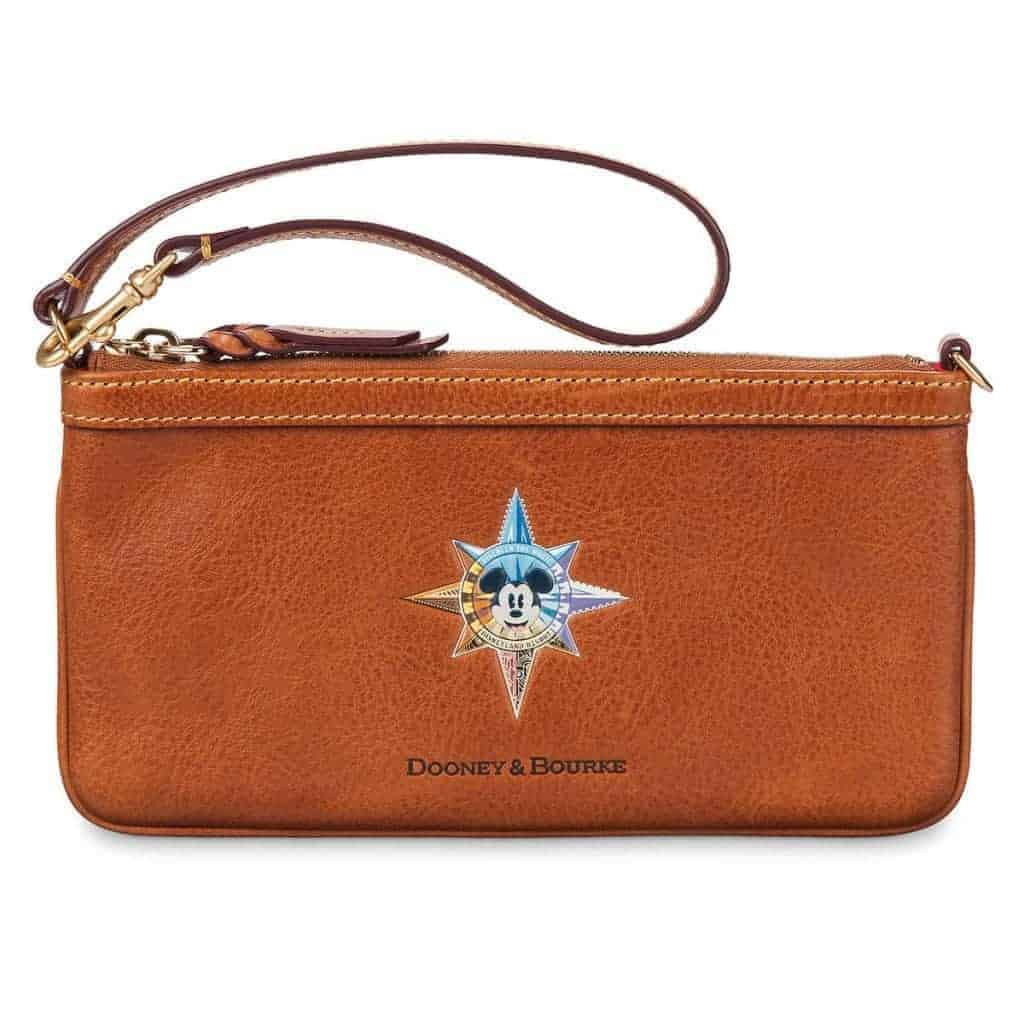 Passport Leather Wallet Disneyland