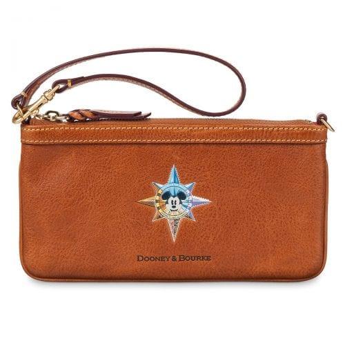 Passport Leather Wallet Disneyland