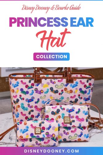 Pin me - Disney Dooney and Bourke Princess Ear Hat Collection