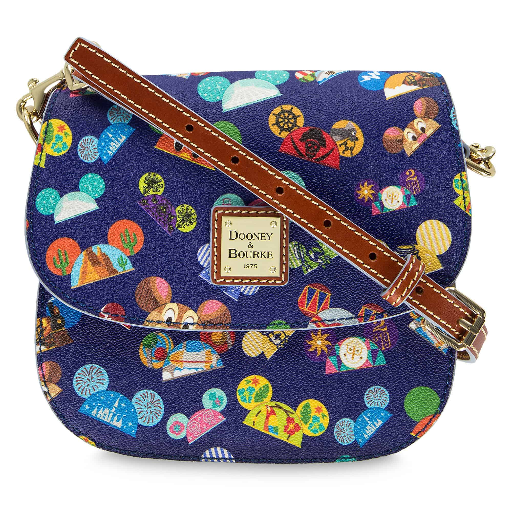 Walt Disney World Attractions Ear Hat Crossbody
